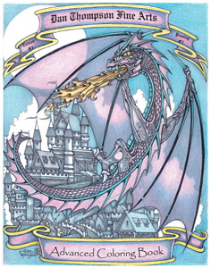 Edition #03 Coloring Book - Front